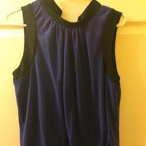 Worthington sleeveless top- size XL